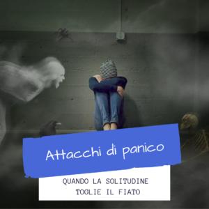 attacchi panico