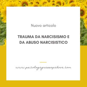 narcisismo padova